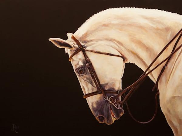 White Hunter Art | Joan Frimberger Fine Art