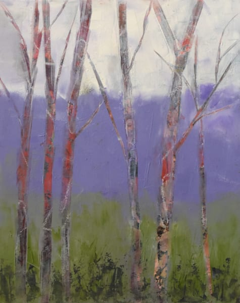 Waiting For Spring Art | Connie Rodriguez Fine Art