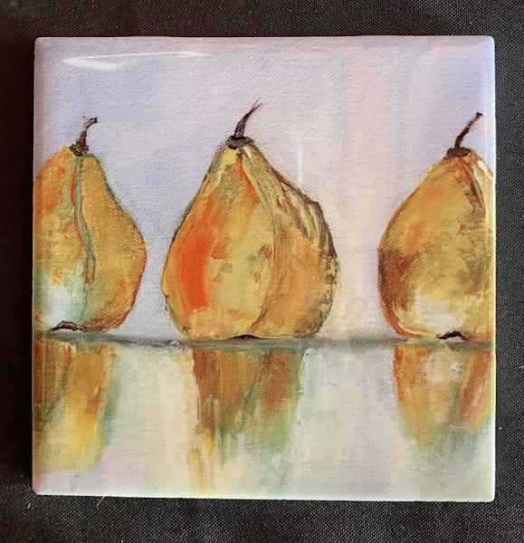 3 Pears | Marie Art Gallery