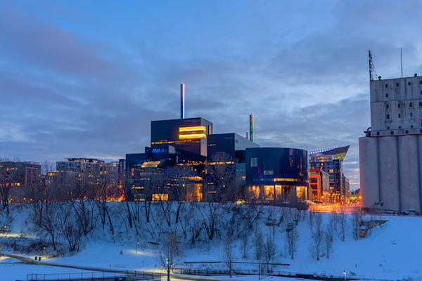 January Guthrie Theater - Minneapolis Pictures | William Drew Photography
