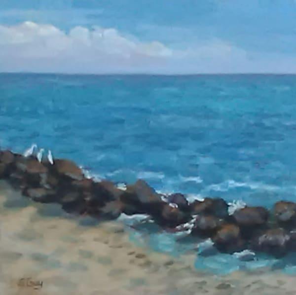 plein air, casperson beach