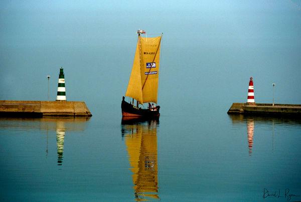 Nida Harbor