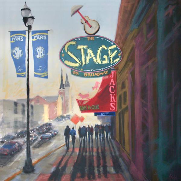 The Stage Art | Thalia Kahl