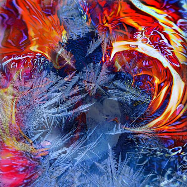 Fire Ice Photography Art | Caplan Studios Vault, LLC