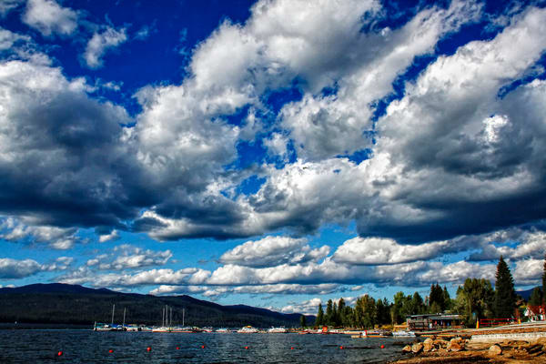 Summertime in McCall