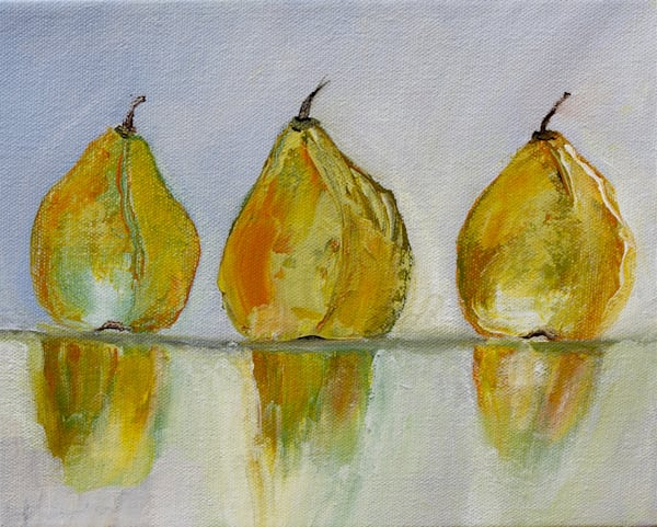 3 Pears Art | Marie Art Gallery
