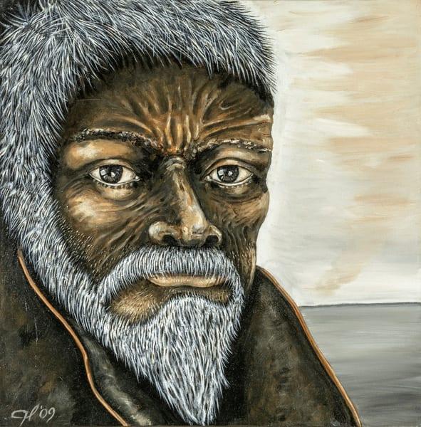 Wappo Man Art | capeanngiclee