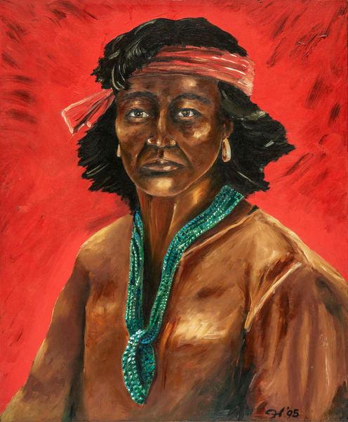 Navaho Boy Art | capeanngiclee