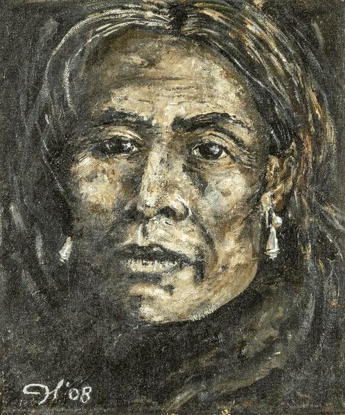 Lummi Woman Art | capeanngiclee