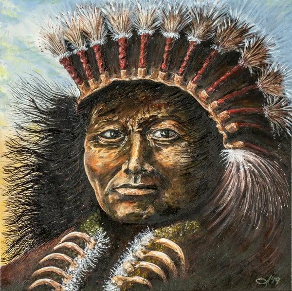 Hunkapa Sioux Art | capeanngiclee