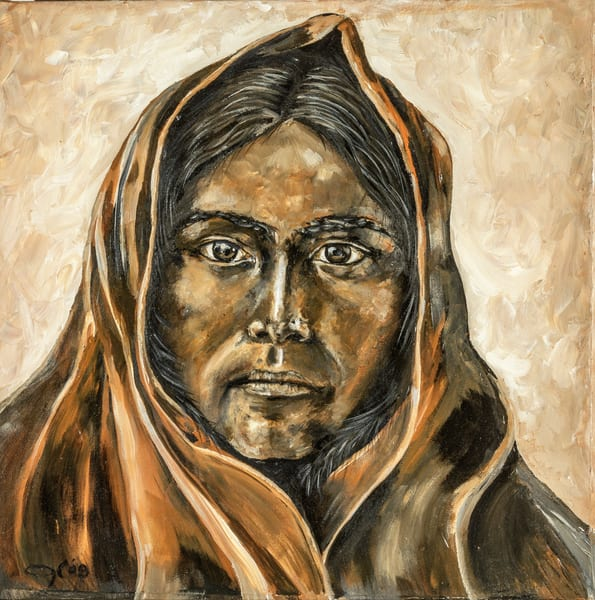 Qahatika Girl Art | capeanngiclee