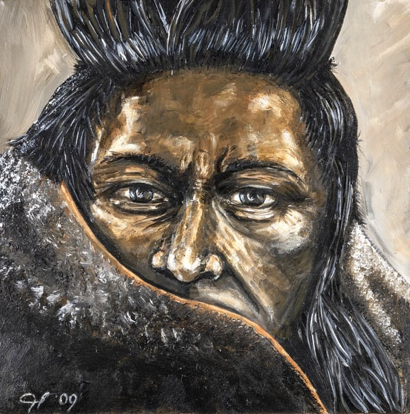Umatilla Man Art | capeanngiclee