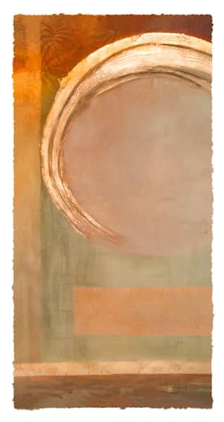 Moonstone Half Moon 1a Art | Designs by Teri