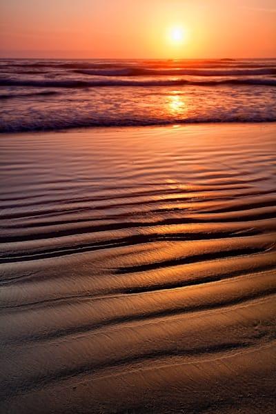 Bandon Beach Sunset, Oregon