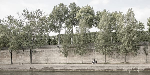 """Along the Seine 21'"