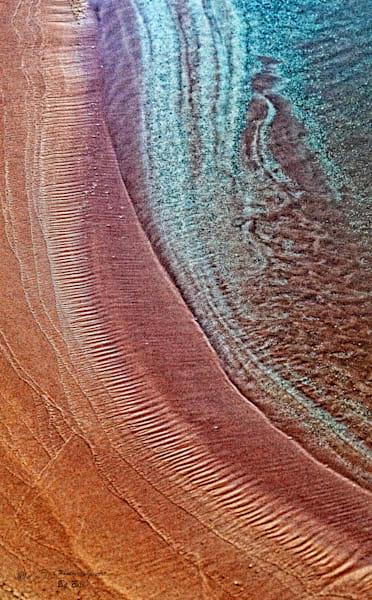 Lake Powell Abstract, d'Ellis Photographic Art photographs, Bill