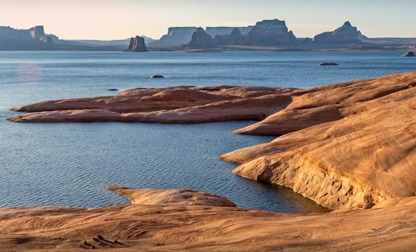 Lake Powell Early Light, d'Ellis Photographic Art photographs, Bill