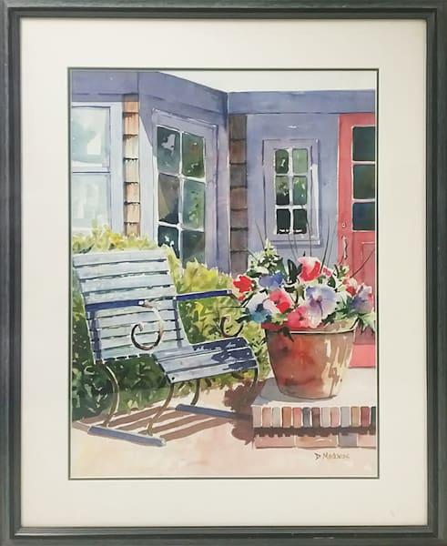 Bayhead Chair Art | Madaras Gallery