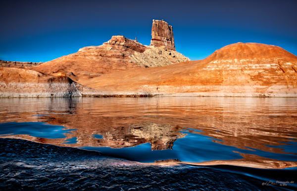 Lake Powell Cookie Jar Reflections, d'Ellis Photographic Art photographs, Elsa