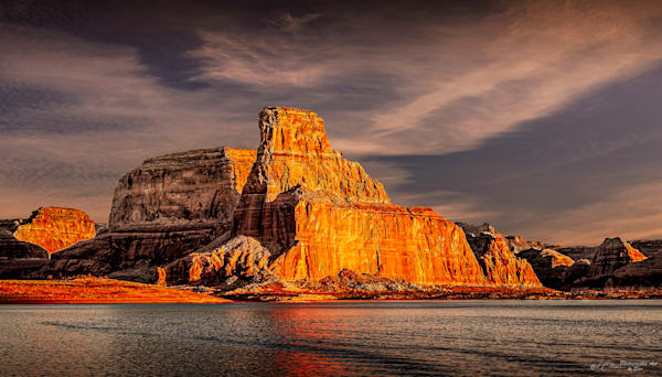 Lake Powell In Padre Bay, d'Ellis Photographic Art photographs, Elsa