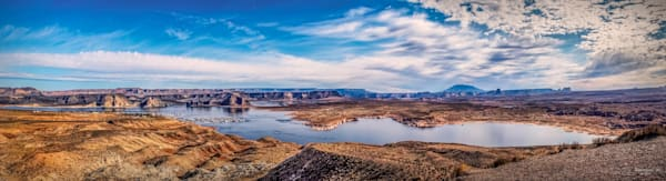 Lake Powell Overview, d'Ellis Photographic Art photographs, Elsa