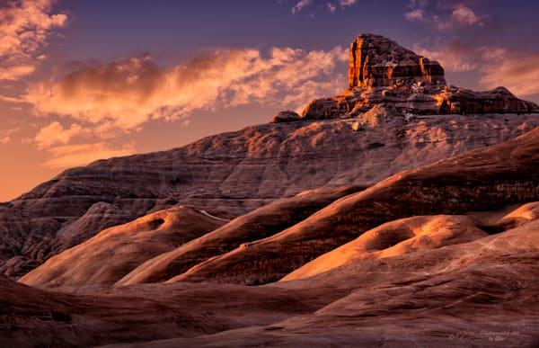 Lake Powell Sunset, d'Ellis Photographic Art photographs, Elsa