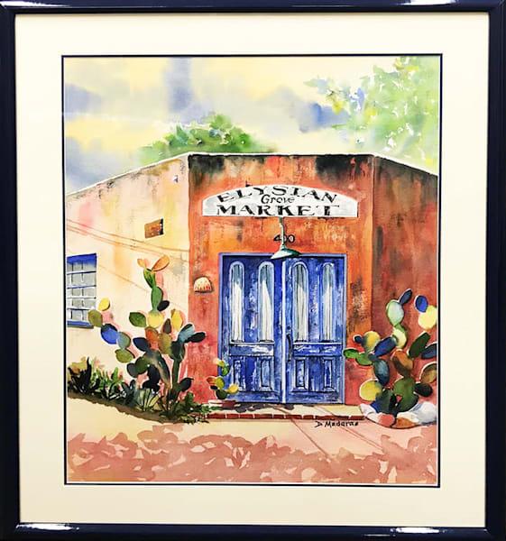 Elysian Grove Market Art | Madaras Gallery