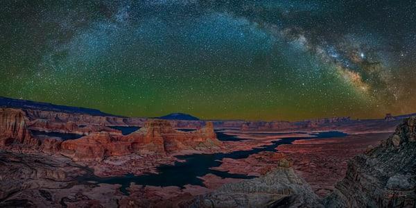 Alstrom Point Milky Way bow