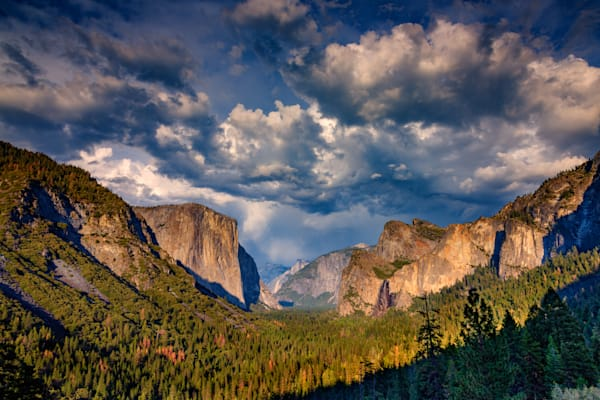 Spring Storm Over Yosemite | Shop Photography by Rick Berk