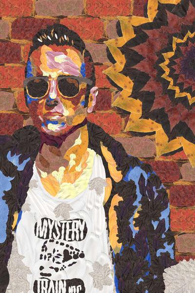 Joe Strummer (The Clash) Art   smacartist