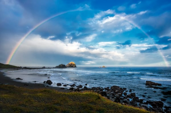 Oceanscapes 6 Photography Art | TheSpiritographer