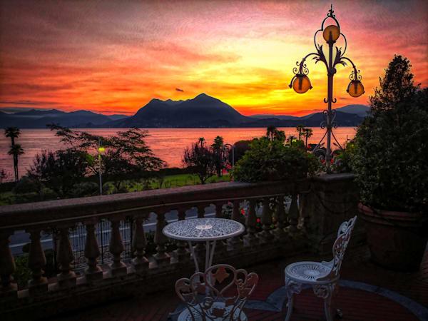 Stresa Sunrise Photography Art | FocusPro Services, Inc.