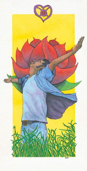 Winds Of Hope Art | Damon Powell - Artist & Theologian