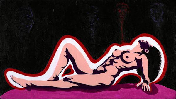 Resurrection Of Love: Death Art by damonpowell