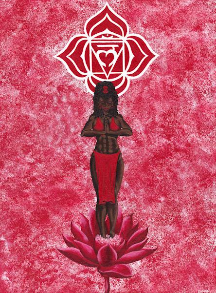 Chakra I - Gravity: The Manifestation of Form