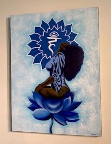 Chakra V   The Flowering Of Truth Art | Damon Powell - Artist & Theologian