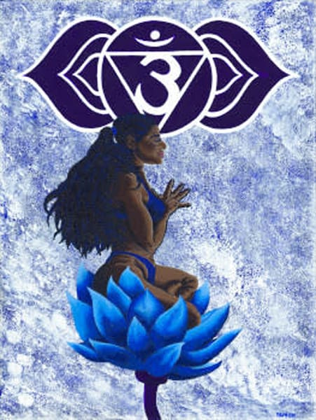 Chakra VI - Insight: KNowing the Light Within
