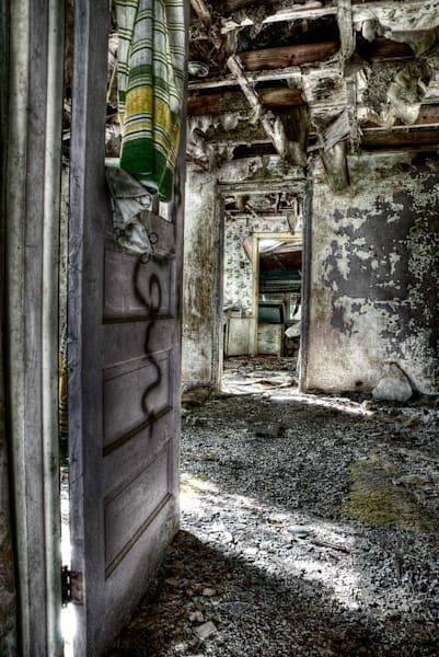 In Through The Out Door Art | Cincy Artwork