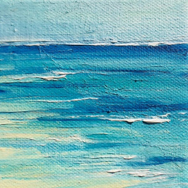 Explore the Serene Colors of Cancun Beaches When You Shop Wall Art Prints at Marie Stephens Art