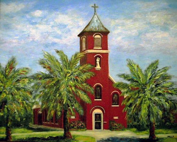 MPhillip - Red-Church-at-Vattman