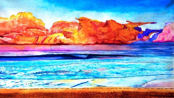 Psychedelic Wave Art | CruzArtz Fine Arts