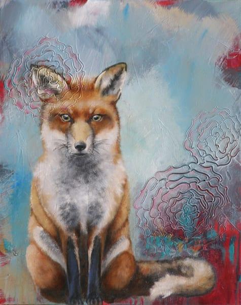 Fox | Lisa Lamoreaux Fine Art