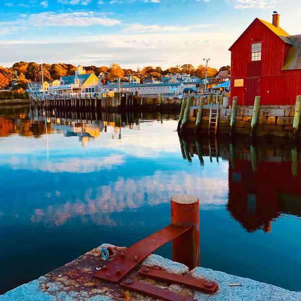 Rockport Harbor Art | capeanngiclee