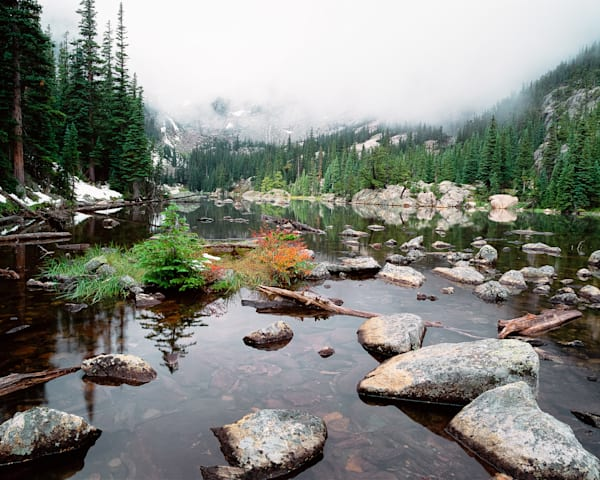 Colorado Rocky Mountain landscapes as art prints and displays for wall decor in home or office by James Frank.