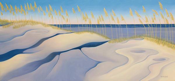 """A Symphony 64x30"""" Art   Margaret Biggs Fine Art"""