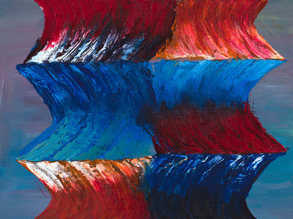 Sound wave of Color