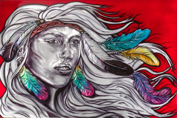 "Catori - ""She is Spirit"" - by Amy Keller-Rempp"