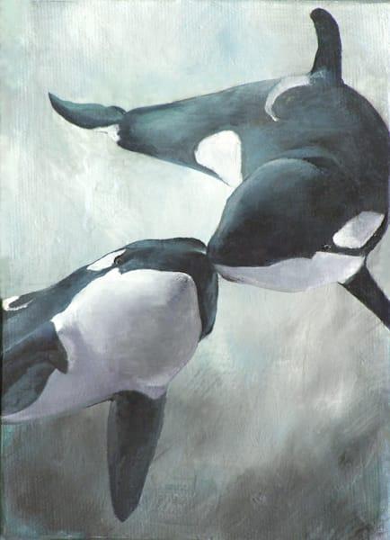 Orca Ii | Lisa Lamoreaux Fine Art