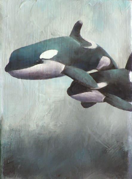 Orca Iii | Lisa Lamoreaux Fine Art