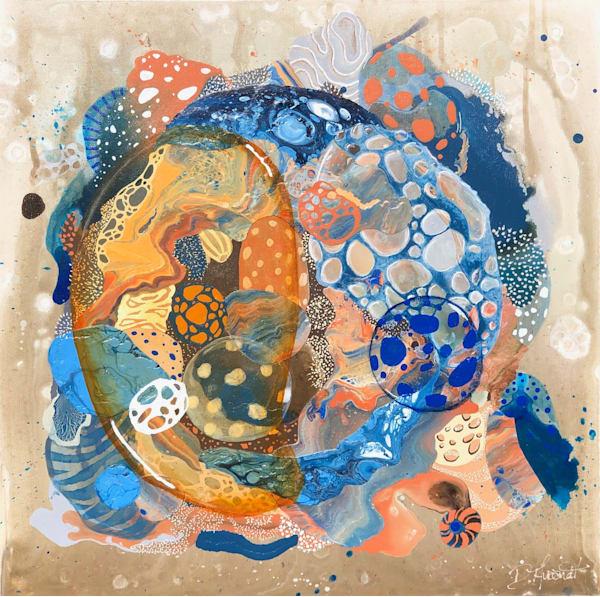 Finding My Center Art | Dee Aurandt Studios